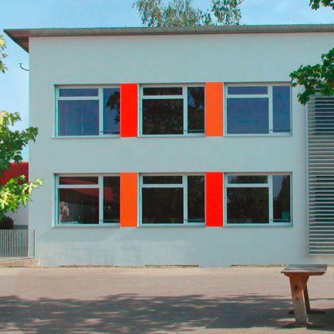 Schule-Ringsee panorama